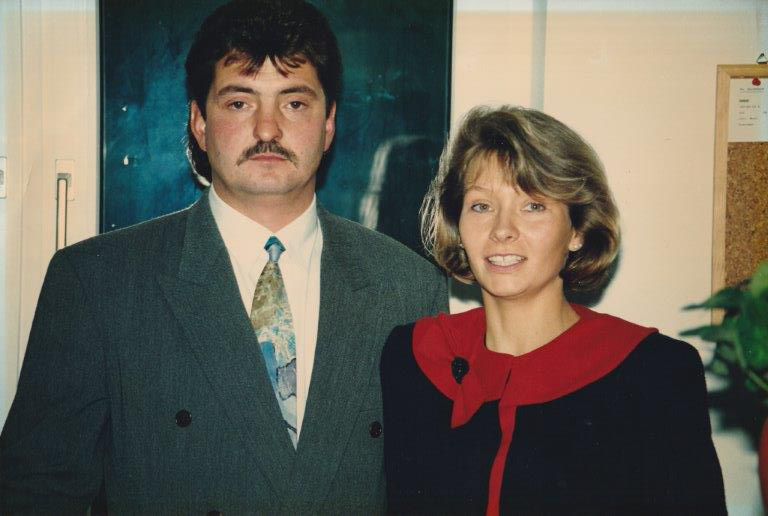 Alfred und Andrea Mautner