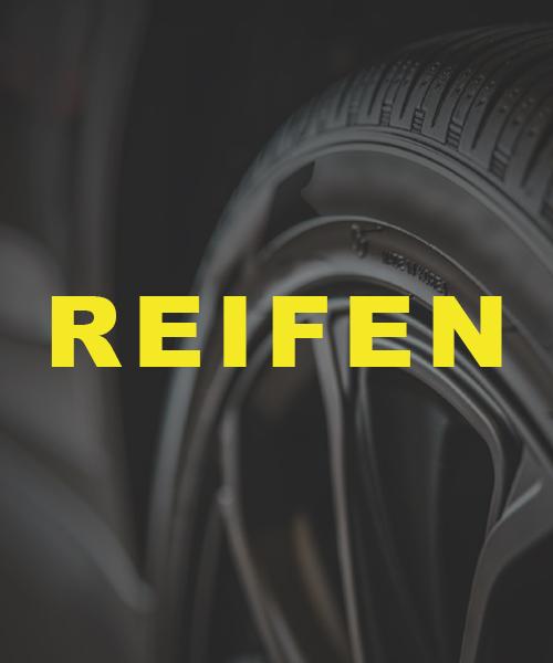 Schrift Reifen vor Reifen